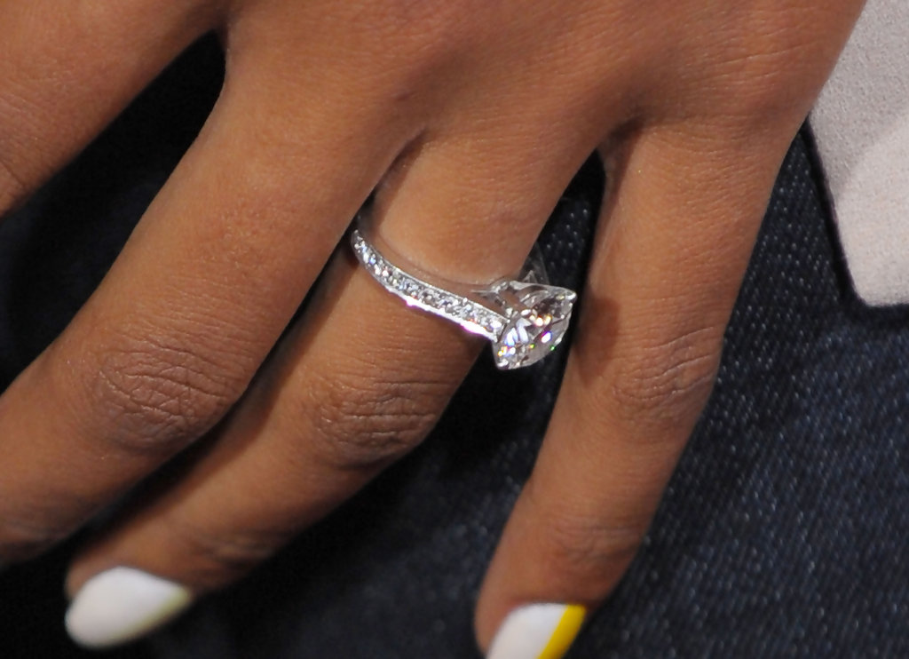 Eva Pigford Engagement Ring Eva Pigford Jewelry Looks