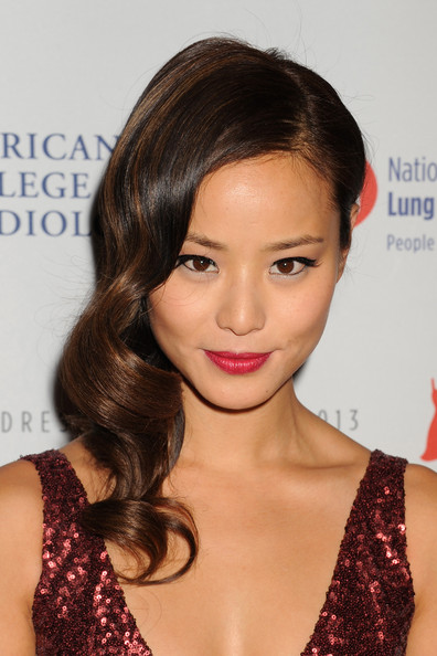 13 Jamie Chung You Voted The Top 15 Side Swept