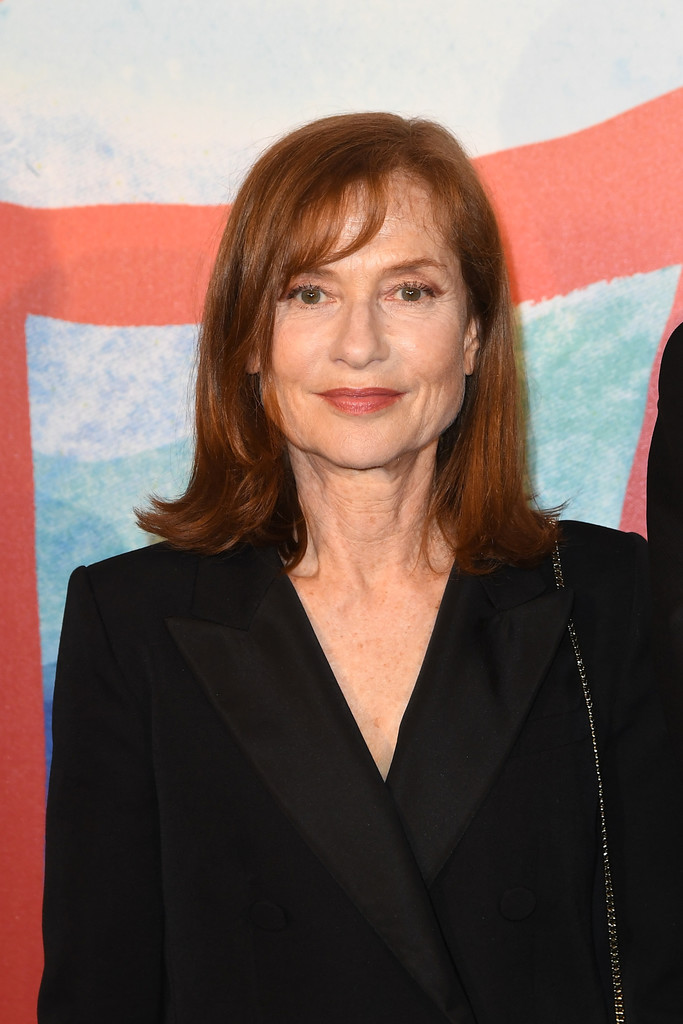 Isabelle Huppert Flip  Shoulder Length Hairstyles Lookbook  StyleBistro