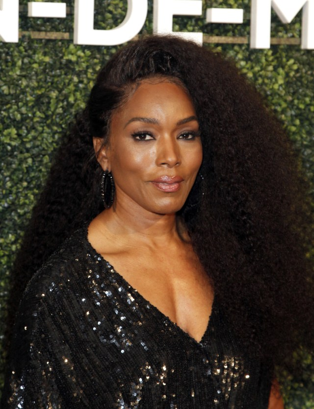 more pics of angela bassett long curls (2 of 8) - long