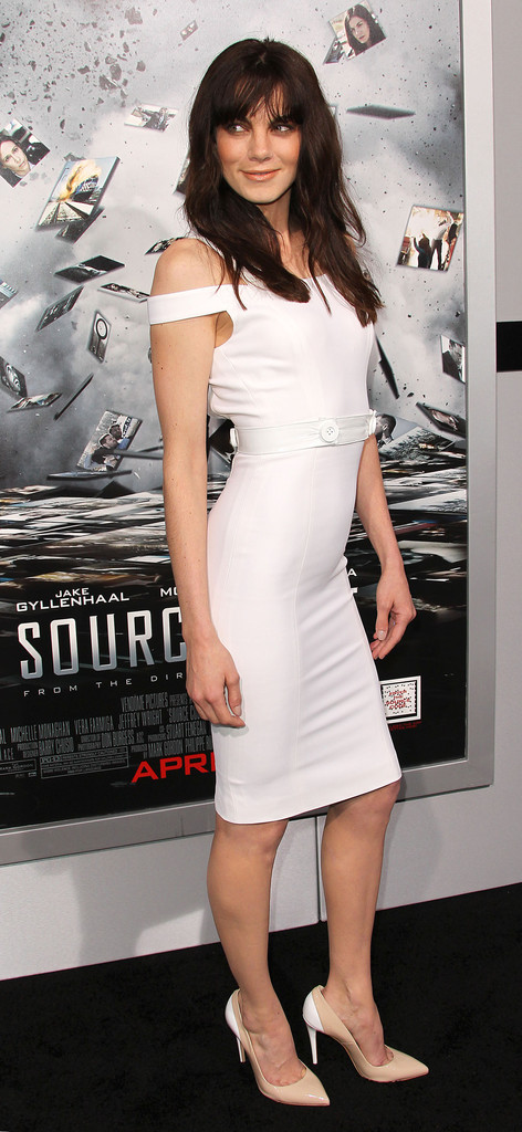 Michelle Monaghan Cocktail Dress  Michelle Monaghan Clothes Looks  StyleBistro