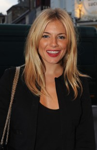 Sienna Miller - Golden Blond - Blonde Hair Color Ideas and ...