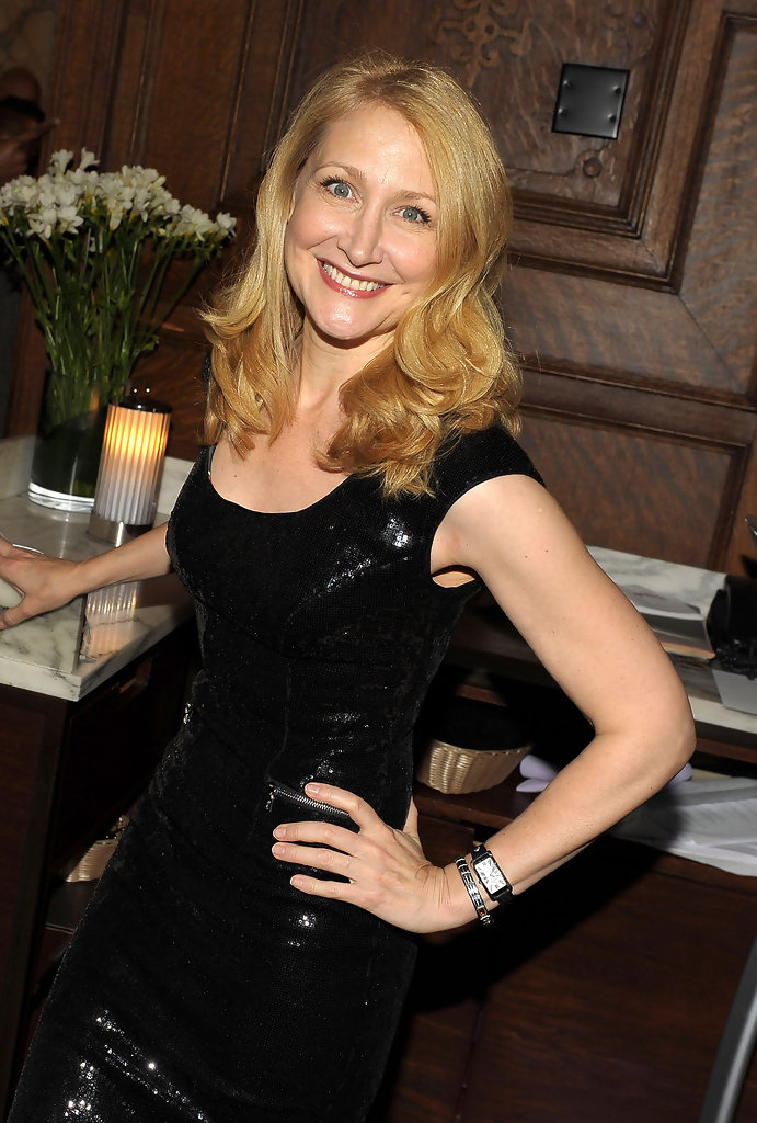 Patricia Clarkson Medium Wavy Cut  Medium Wavy Cut Lookbook  StyleBistro