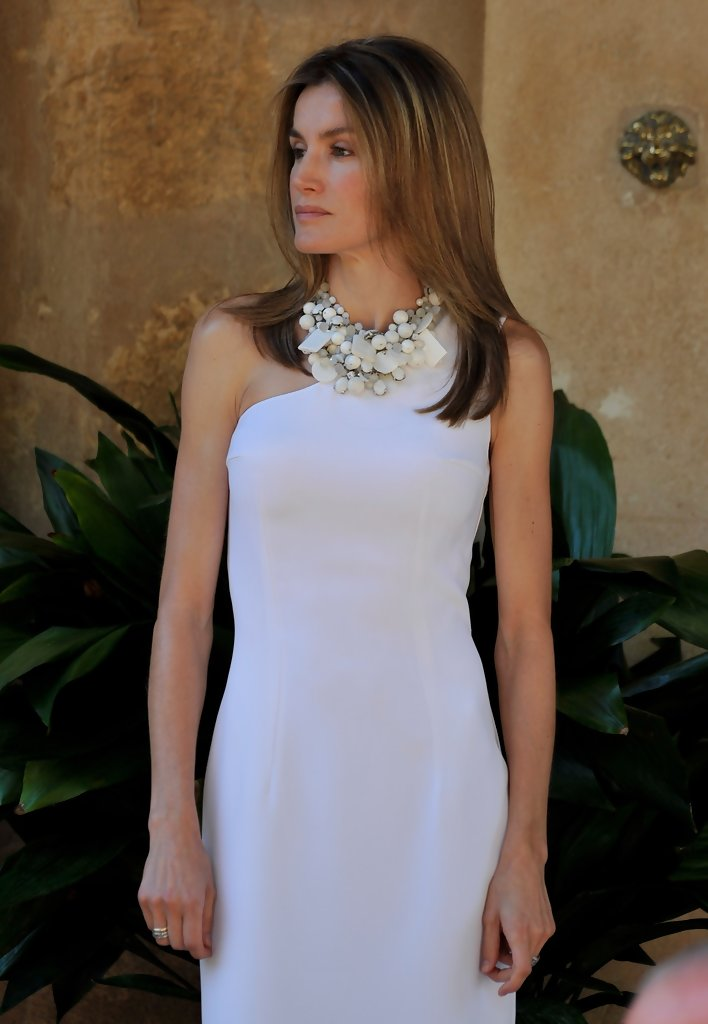 Princess Letizia Of Spain The Worlds Best Dressed