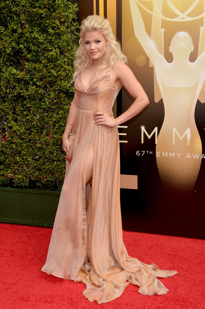 Witney Carson Evening Dress  Fashion Lookbook  StyleBistro