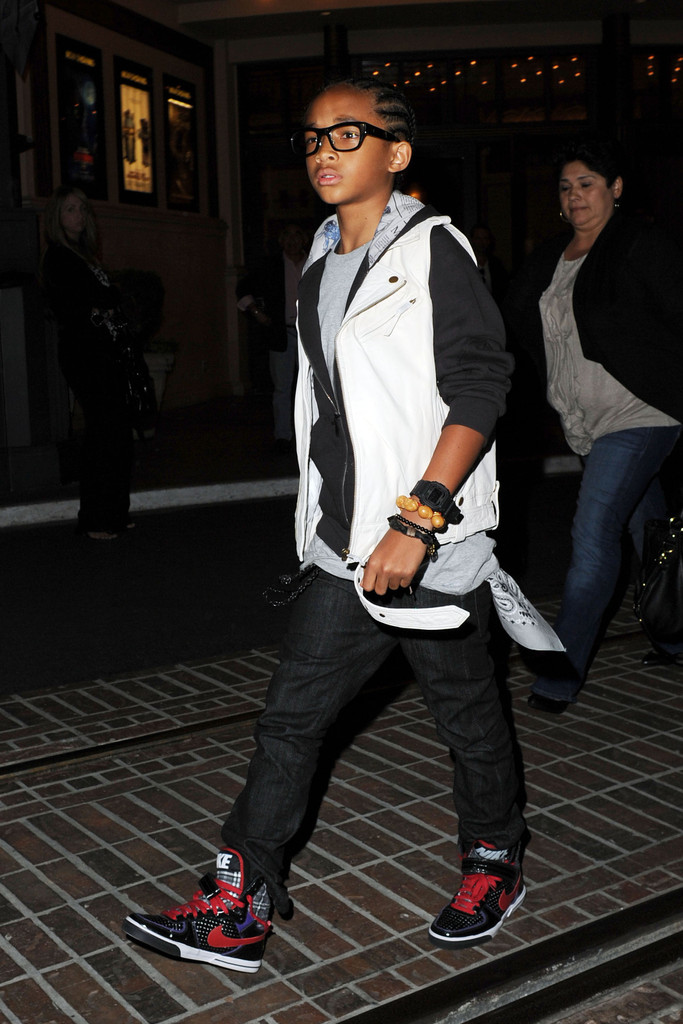 Jaden Smith Adidas Shoes
