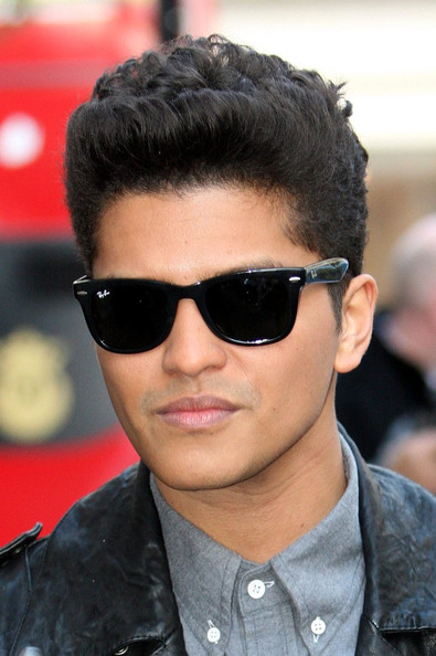 Bruno Mars Haircut 2015 Bruno Hair Trend 2017