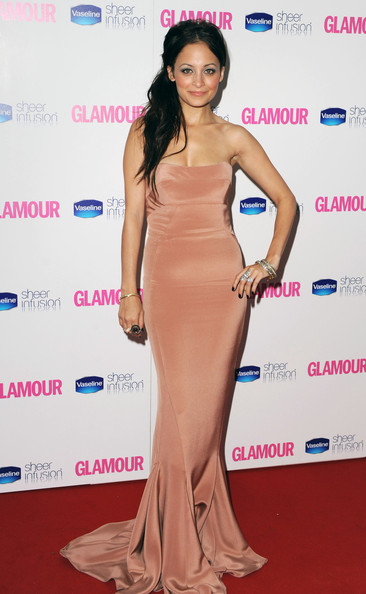 Nicole Richie 2010 Glamour Magazine's Women Of The Year Awards held at the
