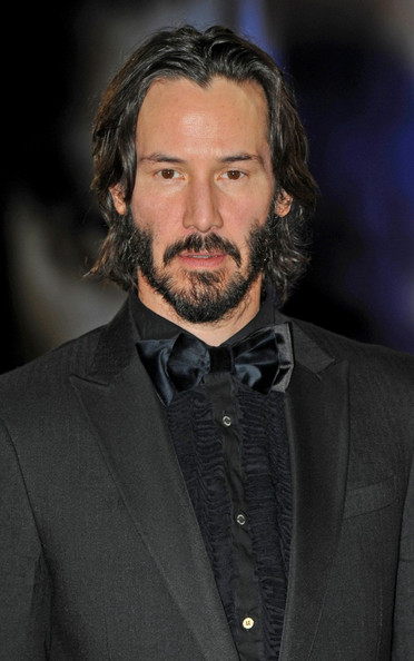 Keanu Reeves The opening ceremonies of  10th Marrakech International Film Festival.