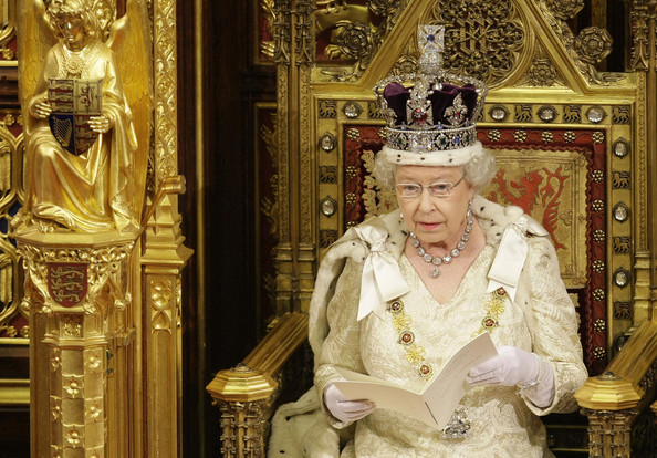 Image result for queen in parliament