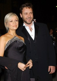 Image result for RUSSELL CROWE AND DANIELLE SPENCER