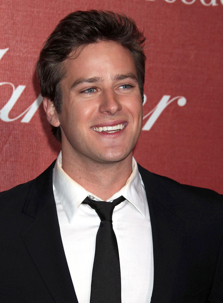 Armie Hammer - The 22nd Annual Palm Springs International Film Festival Awards Gala