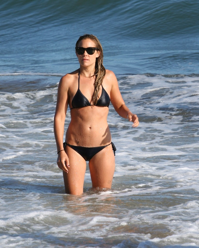 Lauren Conrad in A Look Back At Some Celeb Summer Beach