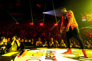 Recording artist Jason Derulo performs onstage during the 2014 iHeartRadio Music Festival at the MGM Grand Garden Arena on September 19, 2014 in Las Vegas, Nevada.