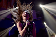 Recording artist Lorde performs onstage during the 2014 iHeartRadio Music Festival at the MGM Grand Garden Arena on September 20, 2014 in Las Vegas, Nevada.