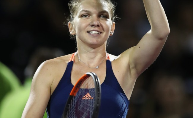 Simona Halep Photos Photos 2017 Miami Open Day 7 Zimbio