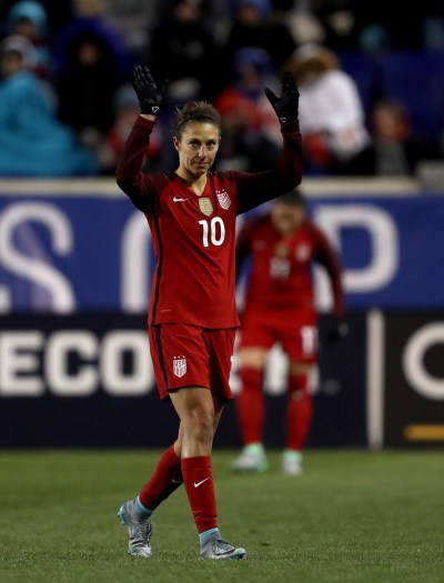 Carli Lloyd Photos - 2017 SheBelieves Cup - United States ...