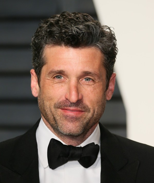 Patrick Dempsey - 2017 Vanity Fair Oscar Party Hosted Graydon Carter Arrivals