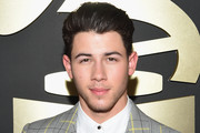 Actor/Recording Artist Nick Jonas attends The 57th Annual GRAMMY Awards at the STAPLES Center on February 8, 2015 in Los Angeles, California.