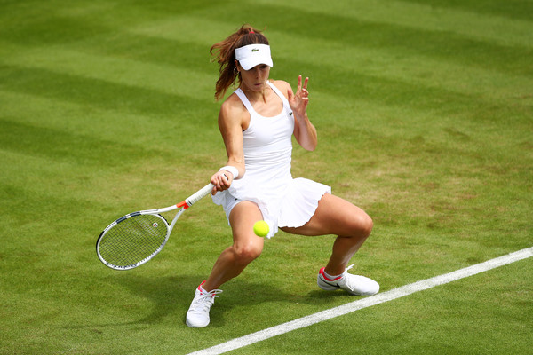 Image result for cornet wimbledon 2017