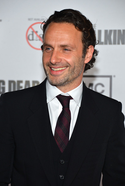 "Andrew Lincoln - Premiere Of AMC's ""The Walking Dead"" 3rd Season - Arrivals"