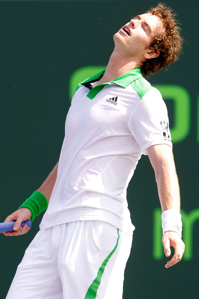Andy Murray - Sony Ericsson Open