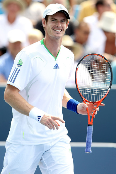Andy Murray - Western & Southern Open - Day 5