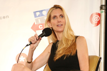 Ann Coulter Politicon Convention in Los Angeles