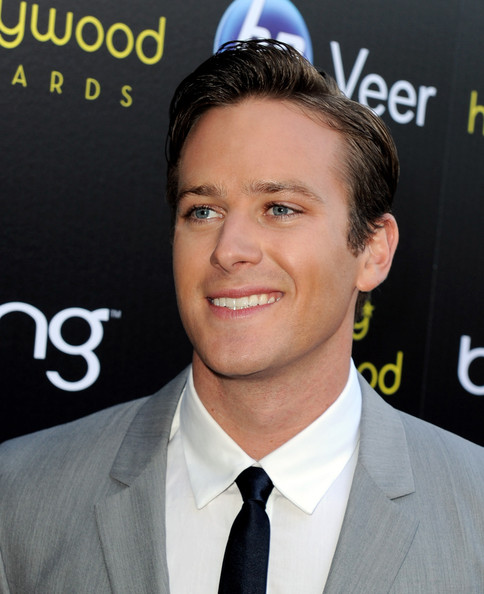 Armie Hammer - 13th Annual Young Hollywood Awards - Red Carpet