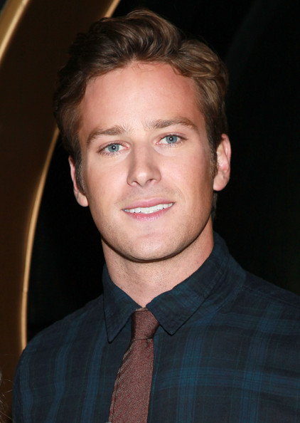 Armie Hammer - AFI FEST 2011 Presented By Audi - LA Times Young Hollywood Roundtable