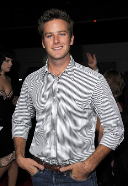 "Armie Hammer - Premiere Of Fox Searchlight Pictures' ""127  Hours"" - Arrivals"
