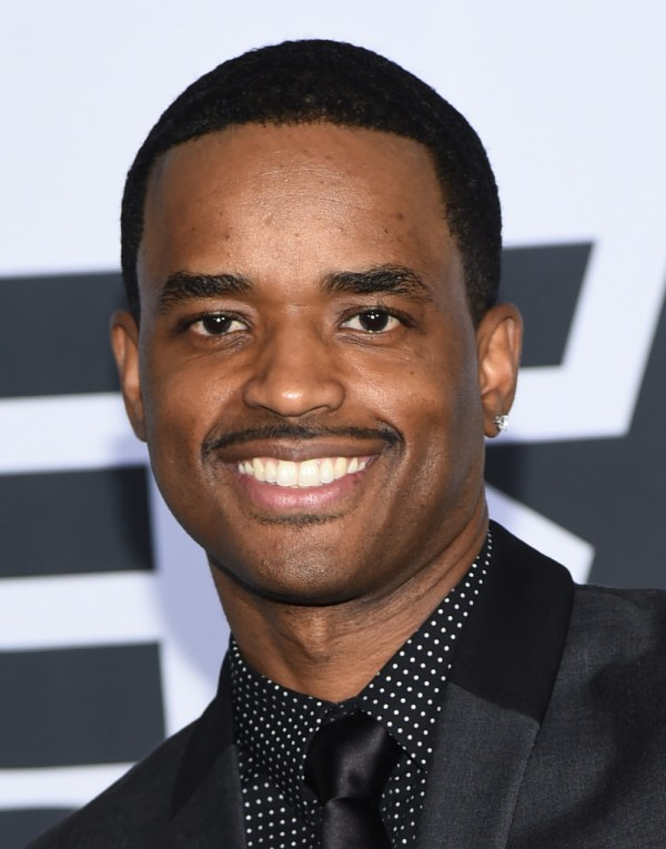 Larenz Tate - Bet Awards '14 Press Room