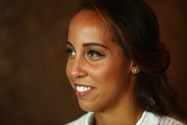 Madison Keys (click to enlarge)