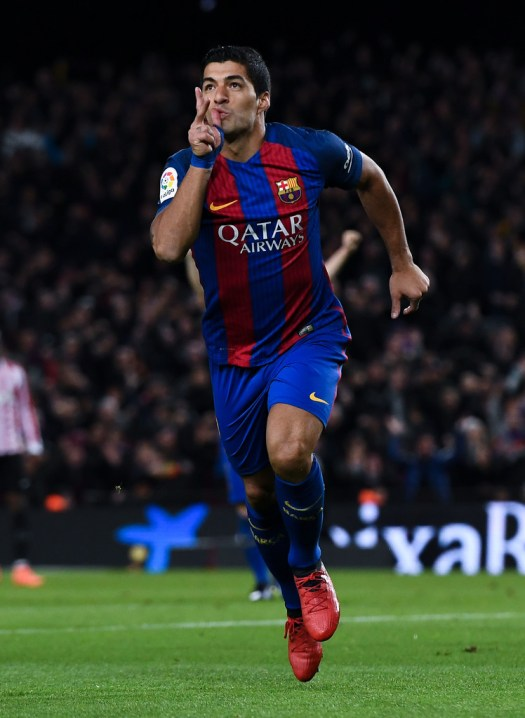 Luis Suarez - Luis Suarez Photos - Barcelona v Athletic ...