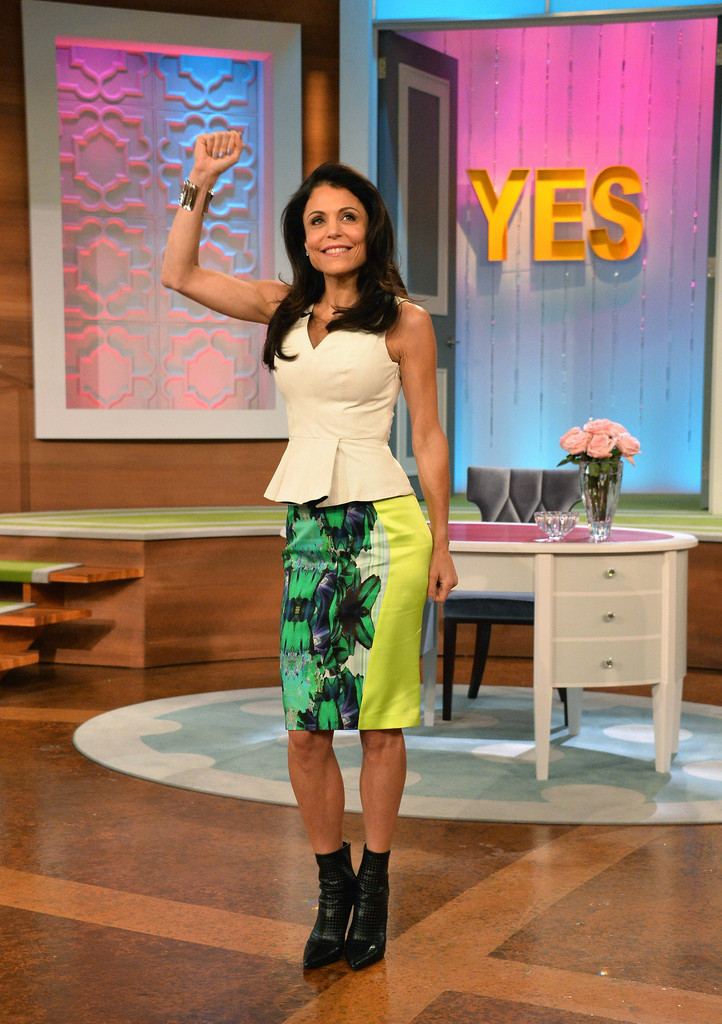 Bethenny Frankel Photos Photos Bethenny Frankel On The