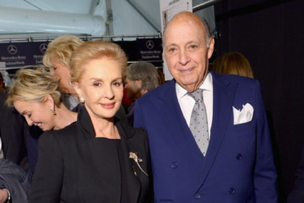 Carolina Herrera Reinaldo Herrera Guevara Pictures, Photos & Images - Zimbio