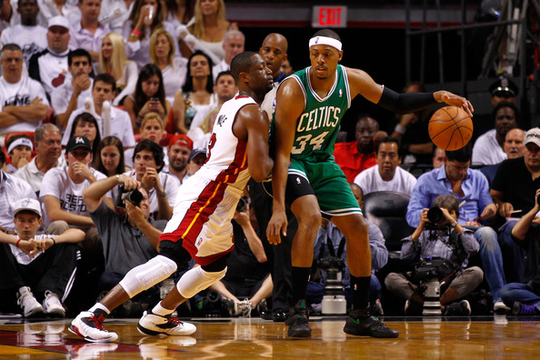Boston Celtics v Miami Heat - Game Five