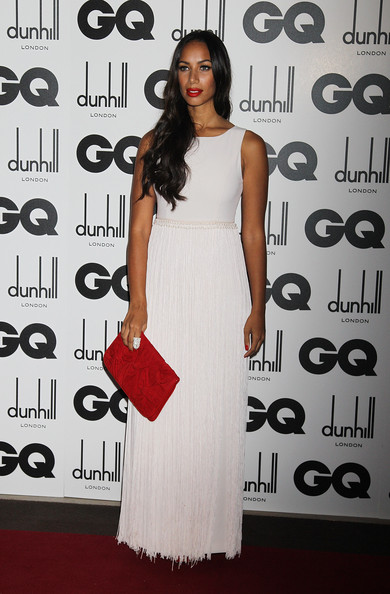 Singer Leona Lewis attends the GQ Men Of The Year Awards at The Royal Opera House on September 6, 2011 in London, England.