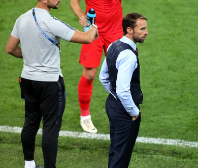 England Round Of 16 2018 Fifa World Cup Russia