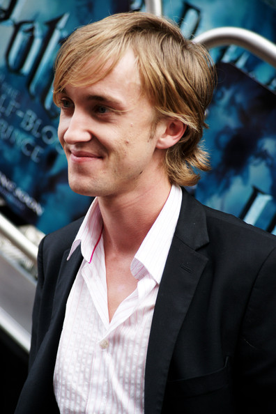 Tom Felton In Harry Potter And The Half Blood Prince