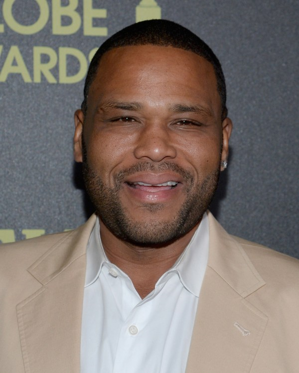 Anthony Anderson - Hollywood Foreign Press Association And Instyle Celebrate