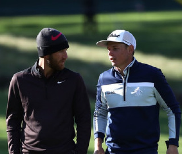 Kevin Chappell The Cj Cup Round One