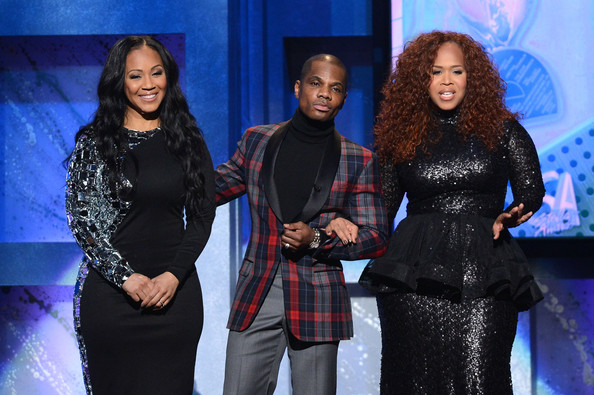 Kirk Franklin and Tina Campbell Photos Photos  28th