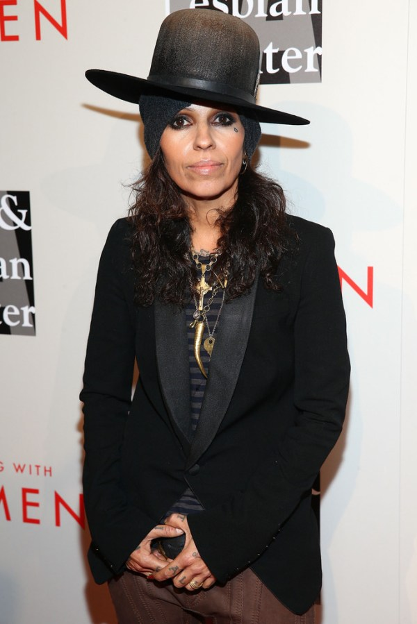 Linda Perry in The LA Gay Lesbian Center39s 2014 An