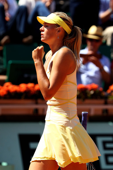 Maria Sharapova - 2011 French Open - Day Eleven