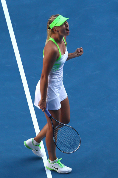Maria Sharapova - 2012 Australian Open - Day 11