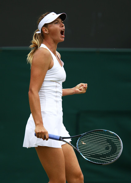 Maria Sharapova - The Championships - Wimbledon 2011: Day Six