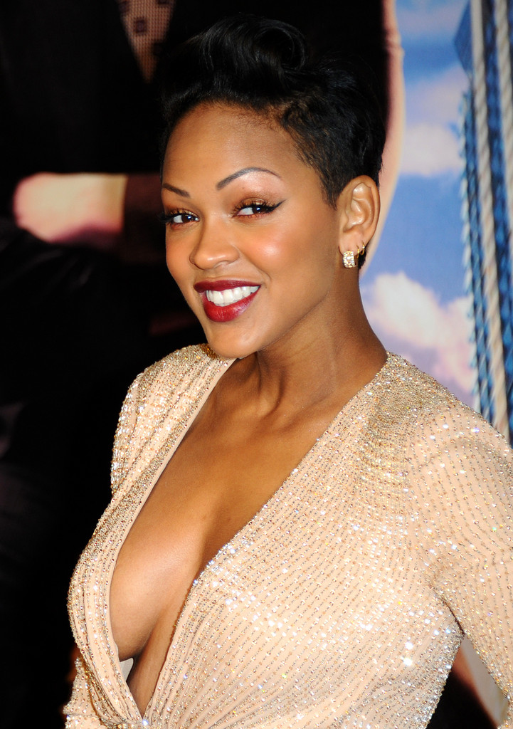 Meagan good sexy lips think