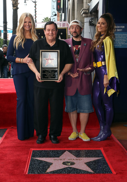 Image result for burt ward star ceremony