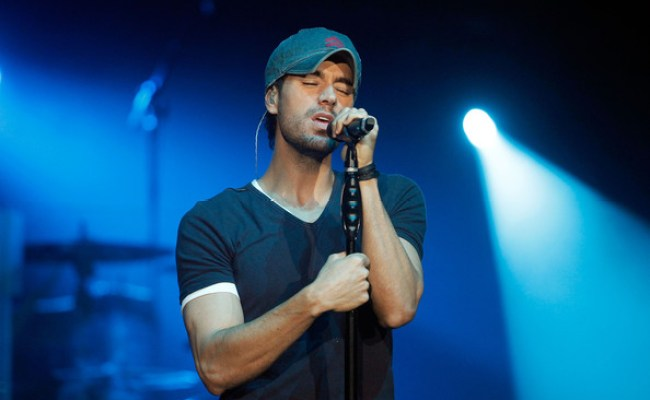 Enrique Iglesias Says He Can T Wait To Be Back In India